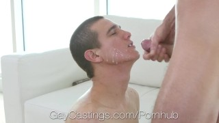 Agent first casting fuck gaycastings on with film casting cock