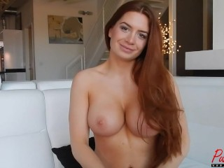 Tzoulia porno bts with veronica vain pure xxx big boobs redhead busty fake boobs vero