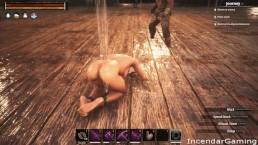 Incendar's how to Break in the new girl submissive BDSM Bound Slave Conan