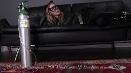 The Perilous Catwoman - Super Villain Mind Control Femdom POV TRAILER