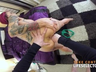 Big tits mature milf creampie