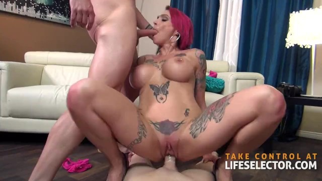 Anna Bell Peaks Licking