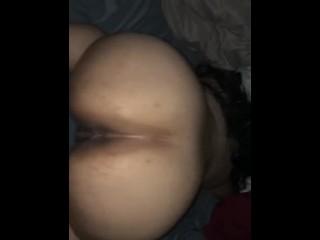 Ebony creamy pussy tube