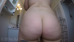 POV PAWG BIG ASS CLAPPING AND SPREADING BY DOJA BRAT