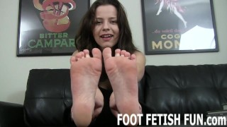 foot fetish hd porn video