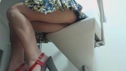 Legs seduction