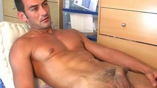 Ben, french air stew gets wanked his big cock in spite of him ! Descriptive prettydirty
