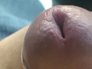 Car sex. Teen girl suck my dick and jerk me off in moody Gardens parking lo