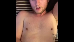 Twink gets fucked by strapon / dick extender
