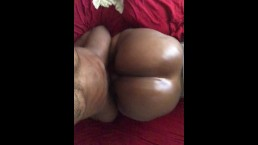 Homeboy girl fucks me wit a big ass!