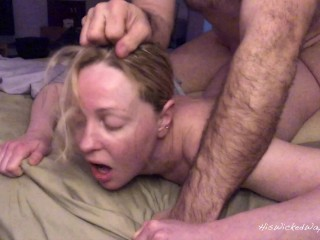 Prostate Milking Torture Painal Cute Blonde Gets Her Ass Fucked With A Vibrator Stuffed In