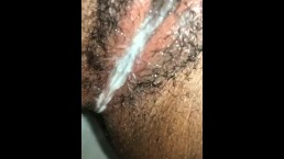 PUSSY DRIPPING