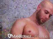 ManRoyale Interracial ASS pounding