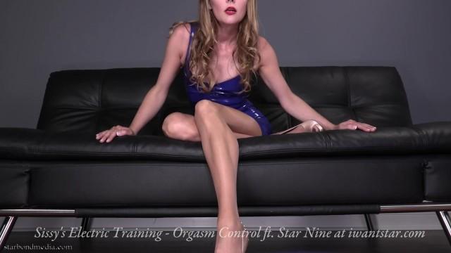Free electric porn trailers Sissys electric training - star nine femdom pov electric play trailer