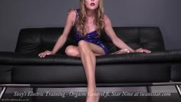 Sissy's Electric Training - Hands Free Orgasm Femdom POV Trailer