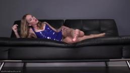 Sissy's Electric Training - Hands Free Femdom POV Electric Play Orgasm