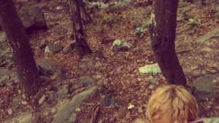 Outdoor ANAL in Forest with Deep Cum in Fit ASS - Adventurescouple In bj