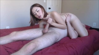 Super Cute Asian Girlfriend with her White Boyfriend I Webcam Couple  petite bwc asian