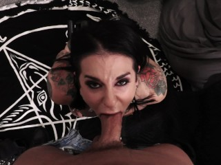 Video Ponno Gratis Joanna Angel Groupie Backstage Pov Blowjob, Big Dick Brunette Blowjob Handjob Por