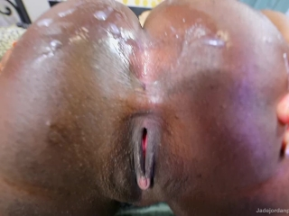 black giant ass girl fucks her boyfriend while thinking about other guys