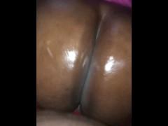 Big ole oily ass clip pt.1