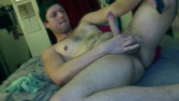 Cute Jock Snaps Nudes & Rough Fingering Cumshot