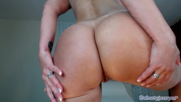 French Manicure Anal Fingering by Jess Ryan