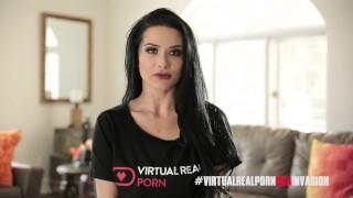 Katrina Jade and VirtualRealPorn! Full interview!