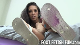Foot Fetish and Foot Worshiping Tube Videos Blowjobs bigtits