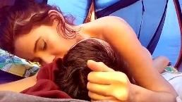 Amateur SEXTAPE in a Tent - Merida Venezuela