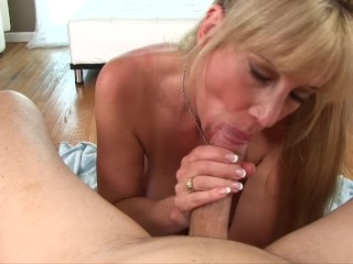 Sara stone pornfidelity big tit blonde mommy sucks stepsons cock mommylikesit big butt big cock
