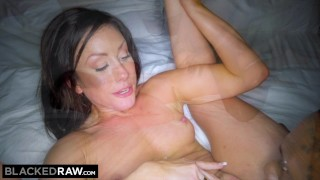 BLACKEDRAW Wife LOVES the World's Biggest BBC in hotel room Tits outside