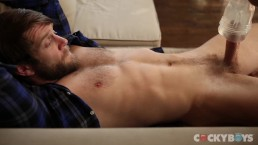 CockyBoys: Colby Keller & the Cameraman