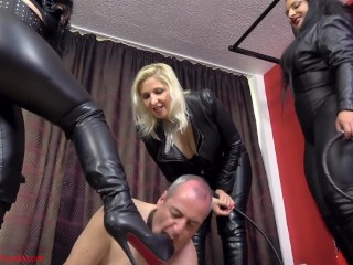 Www Janet Mason Boot-Licking Pig Preview, Feet Models