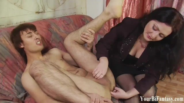 Femdom strapon castration and humiliation Femdom made to be gay humiliation vids