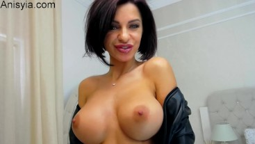 Anisyia Livejasmin fat looser shaming middle finger insults humiliation