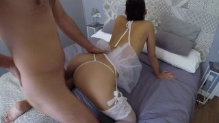 Ex GF is BACK! - Real hot sex Pov sex