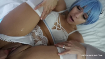 Rei Ayanami Cosplay Fuck And Creampie