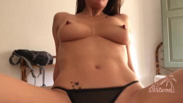 Shemale femdom dominatix mistres cock