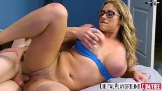 Rage Quit with Alex D & Eva Notty Cowgirl mother