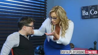 Rage Quit with Alex D & Eva Notty porno