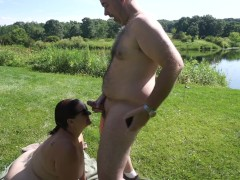 Married Couple Missy and George Blowjob...
