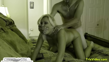 The Bad Girl gets Her punishment