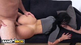 BANGBROS - Valerie Kay's BF Sean Lawless Gets Seduced By Her Busty Roommate Tits titties