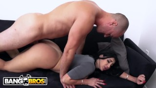 Her bf lawless roommate seduced gets valerie bangbros by busty kay's sean blowjob hardcore