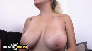 Lawless valerie gets roommate bangbros bf sean seduced busty by her kay's big whooty
