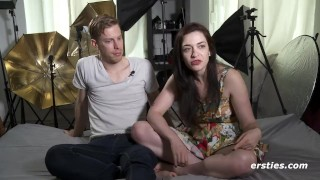 Jack and Lenore Romantic Sex Session 2 - ERSTIES Chubby hd