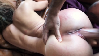pussy insertion with large objects