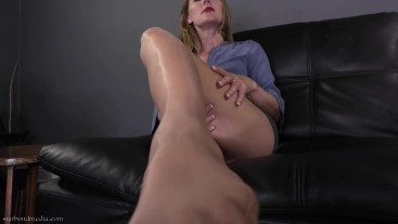 Regressed & Sissified - Age Regression Pantyhose Domination Femdom