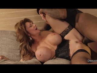 Wicked Hottie Cheating Wife Deauxma Gets Fucked By Room Service While Husband Is Away!